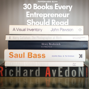 30 books every entrepreneur should read