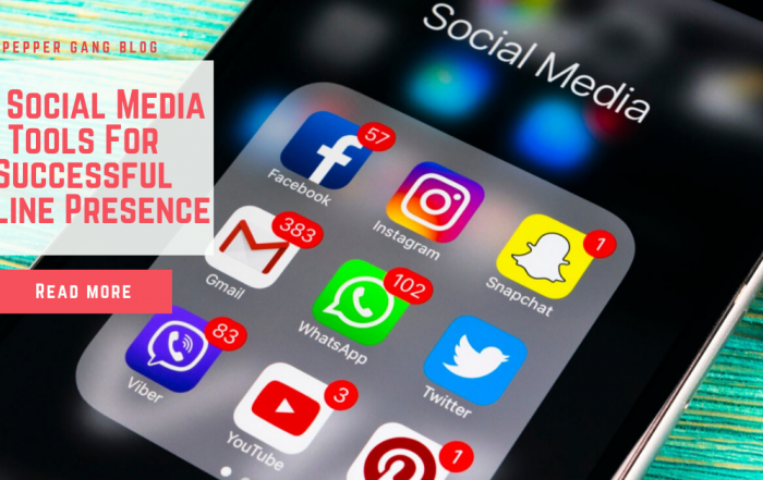 50 social media tools for successful online presence