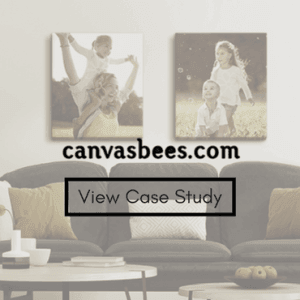 Canvas Prints Case Study