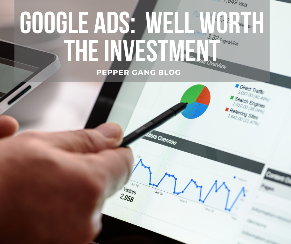 google adwords investment